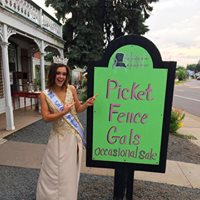 You Don't Have to be a Princess to Love Picket Fence Gals But It Doesn't Hurt!